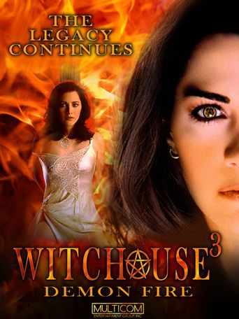 Witchouse III: Demon Fire Poster