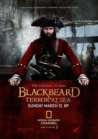 Blackbeard: Terror at Sea Poster