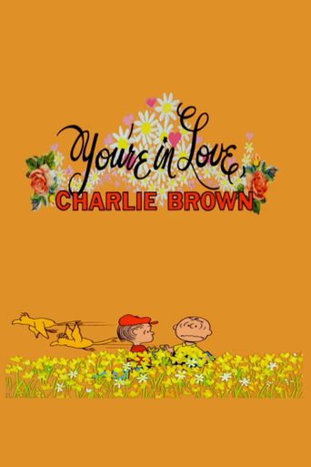 You're in Love, Charlie Brown Poster