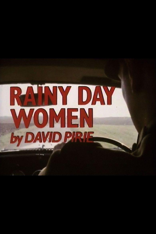 Rainy Day Women Poster