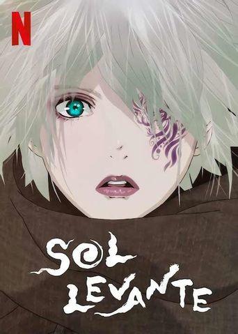 Sol Levante Poster