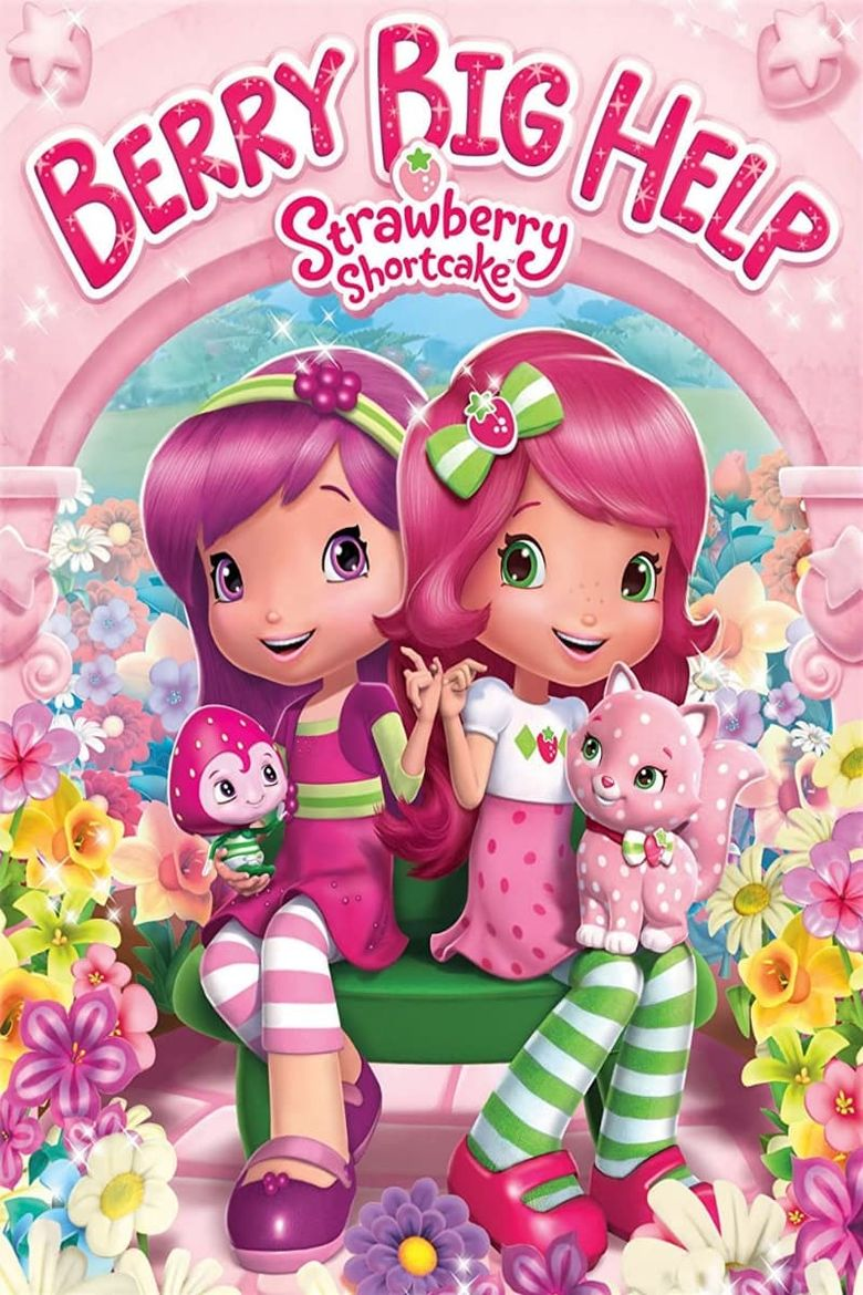 Strawberry Shortcake: Berry Big Help Poster