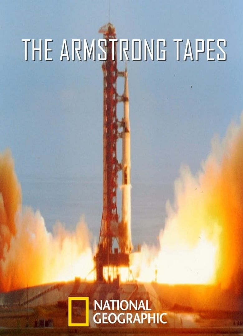 The Armstrong Tapes Poster