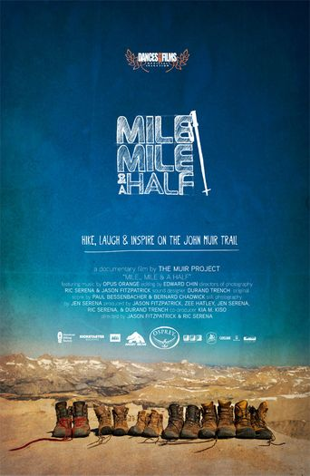 Mile... Mile & A Half Poster