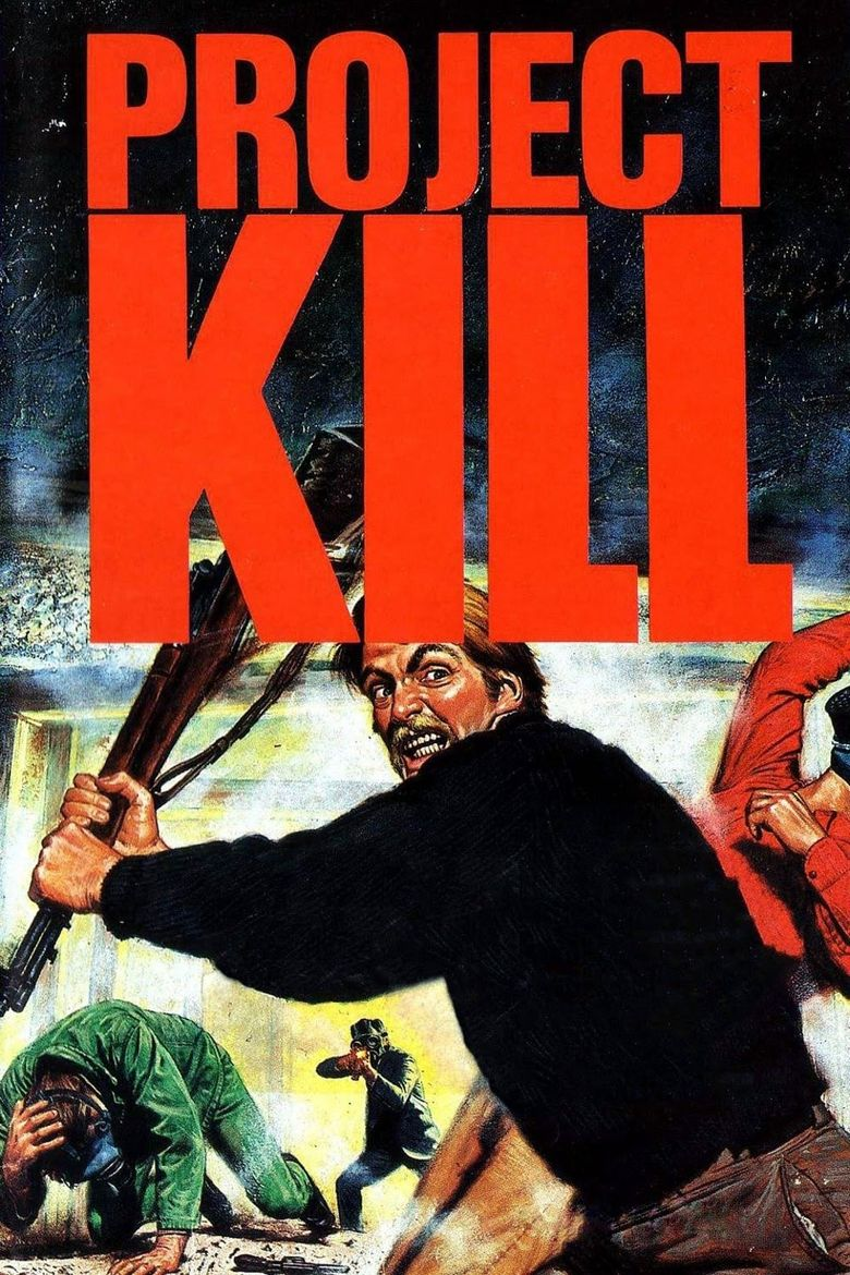 Project: Kill Poster