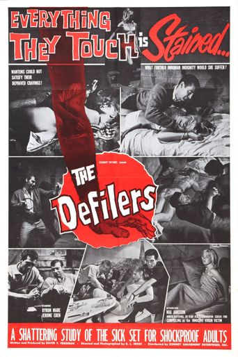 The Defilers Poster
