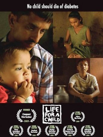 Life for a Child Poster