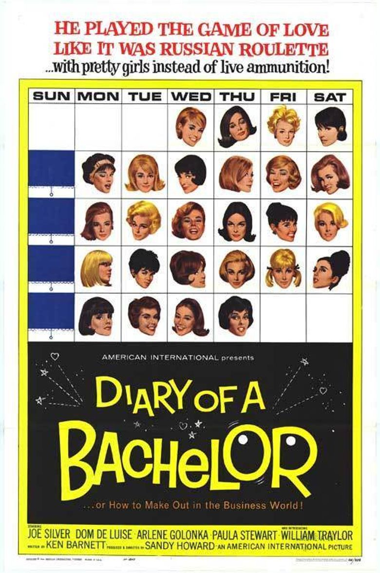 Diary of a Bachelor Poster