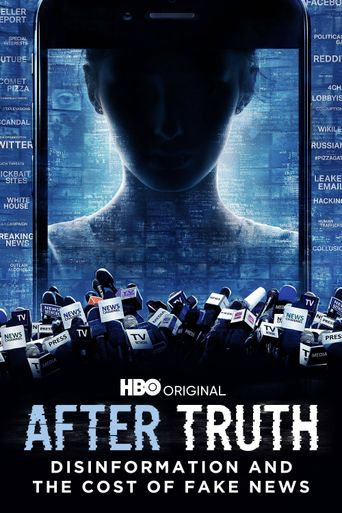 After Truth: Disinformation and the Cost of Fake News Poster