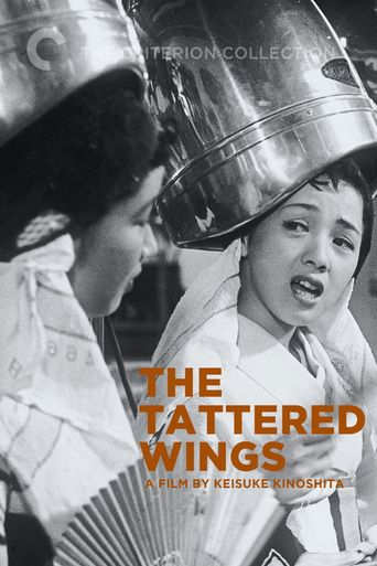 The Tattered Wings Poster