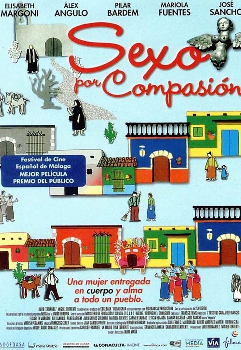Sexo por compasión Poster