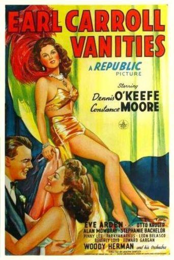 Earl Carroll Vanities Poster