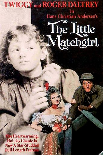 The Little Matchgirl Poster