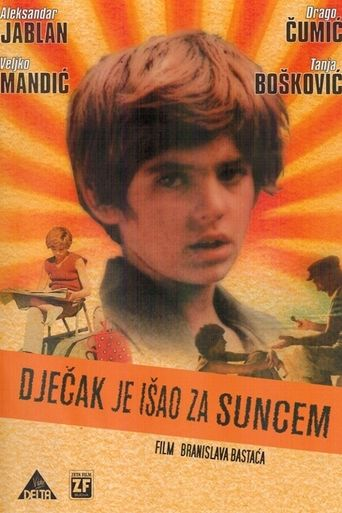 The Boy Who Followed the Sun Poster