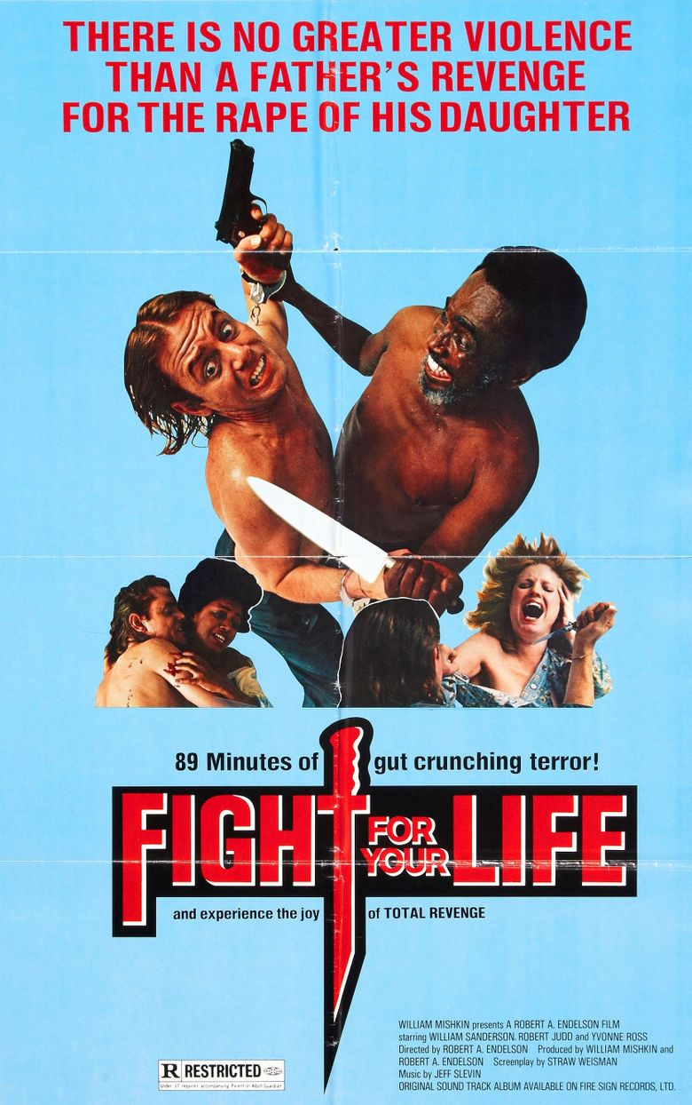 Fight for Your Life Poster