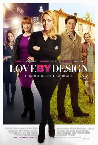 Love by Design Poster