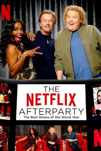 The Netflix Afterparty: The Best Shows of The Worst Year Poster