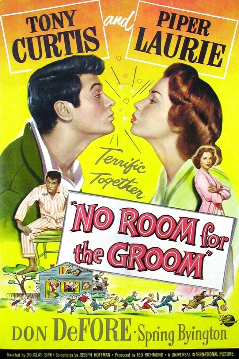 No Room for the Groom Poster
