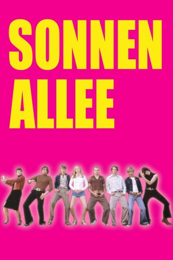 Sun Alley Poster