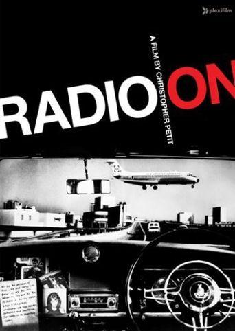 Radio On Poster
