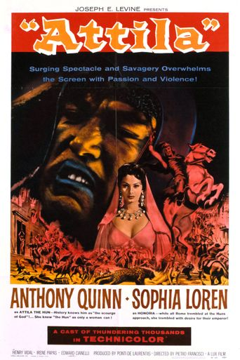 Attila Poster