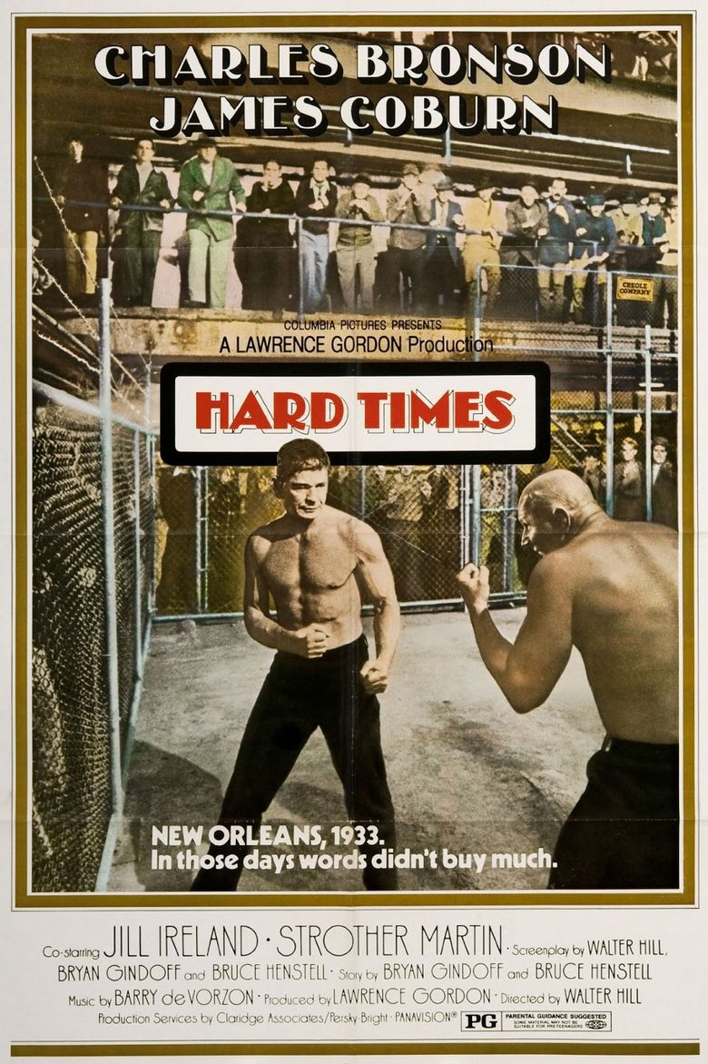 Hard Times Poster