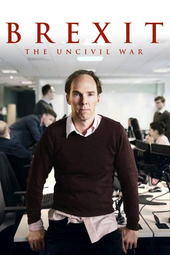 Brexit: The Uncivil War Poster