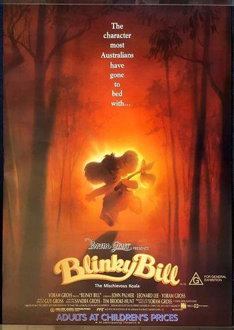 Blinky Bill Poster