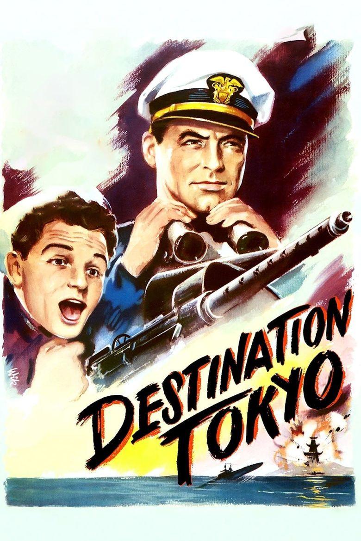 Destination Tokyo Poster