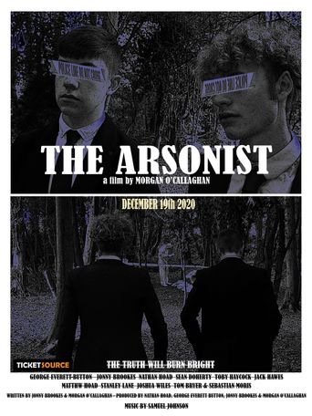 The Arsonist Poster