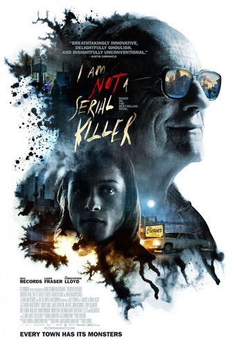 Watch I Am Not a Serial Killer