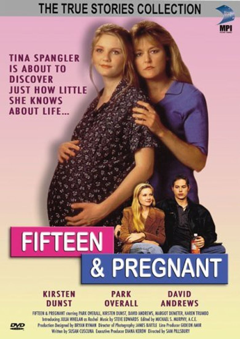 Fifteen and Pregnant Poster