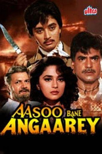 Aasoo Bane Angaarey Poster