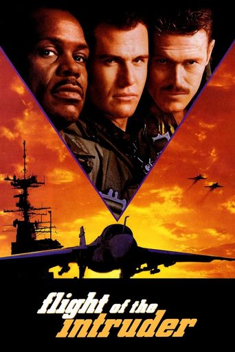 Flight of the Intruder Poster