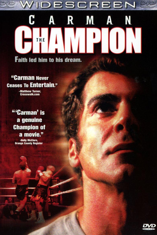 Carman: The Champion Poster