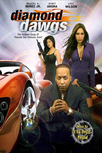 Diamond Dawgs Poster