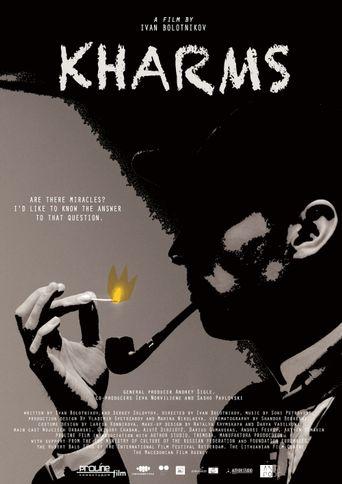 Kharms Poster