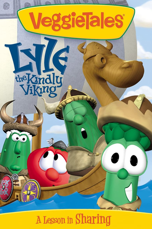 VeggieTales: Lyle the Kindly Viking Poster