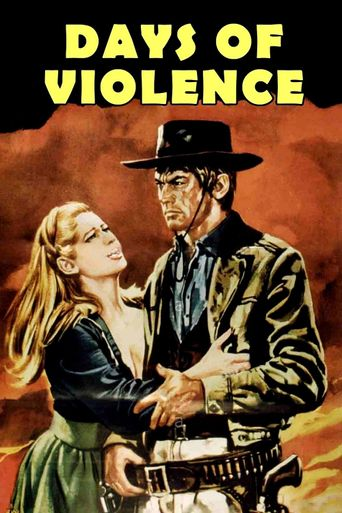 Days of Violence Poster