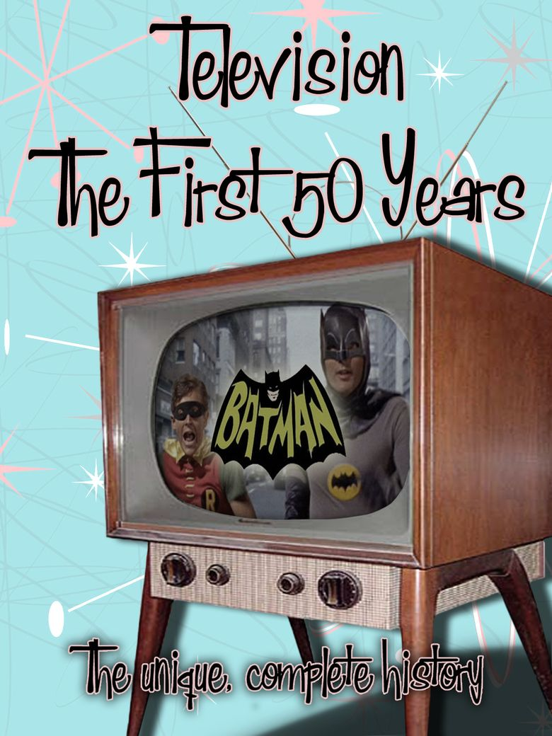 Television: The First 50 Years Poster