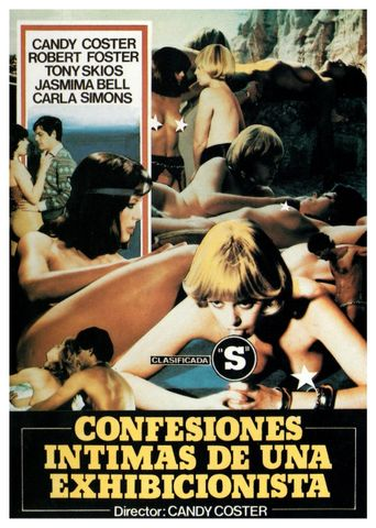 Intimate Confessions of an Exhibitionist Poster