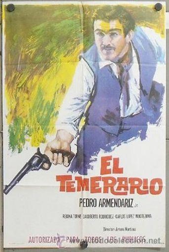 El temerario Poster
