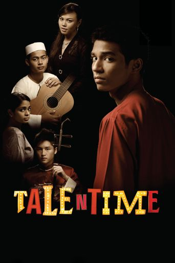 Talentime Poster