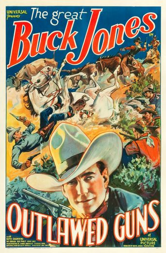Outlawed Guns Poster