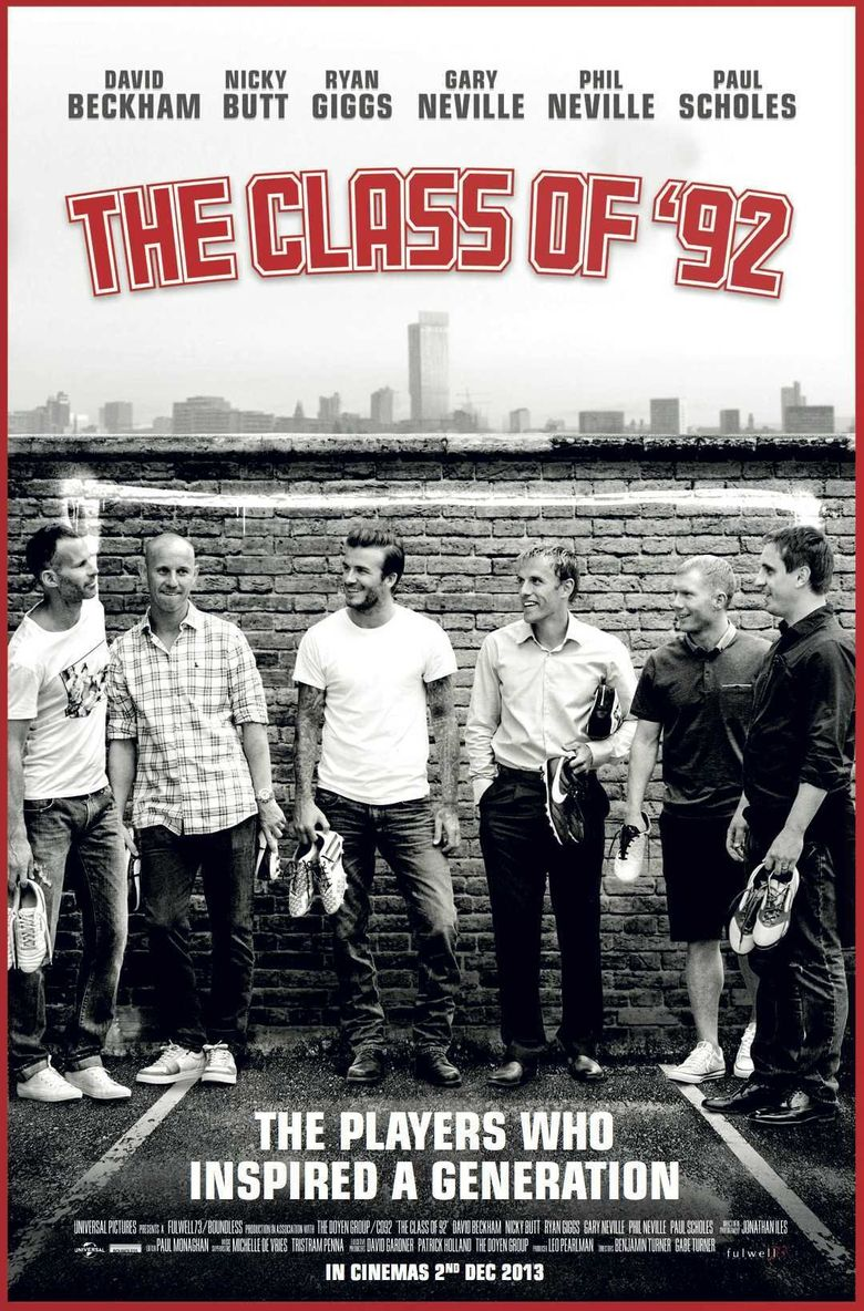 The Class of '92 Poster
