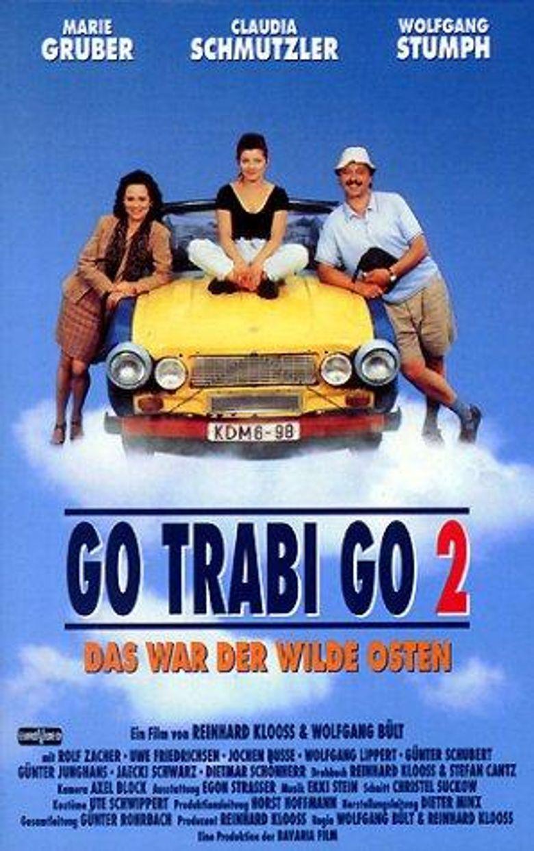 Go Trabi Go 2 - Das war der wilde Osten Poster