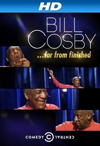 Bill Cosby: Far From Finished Poster