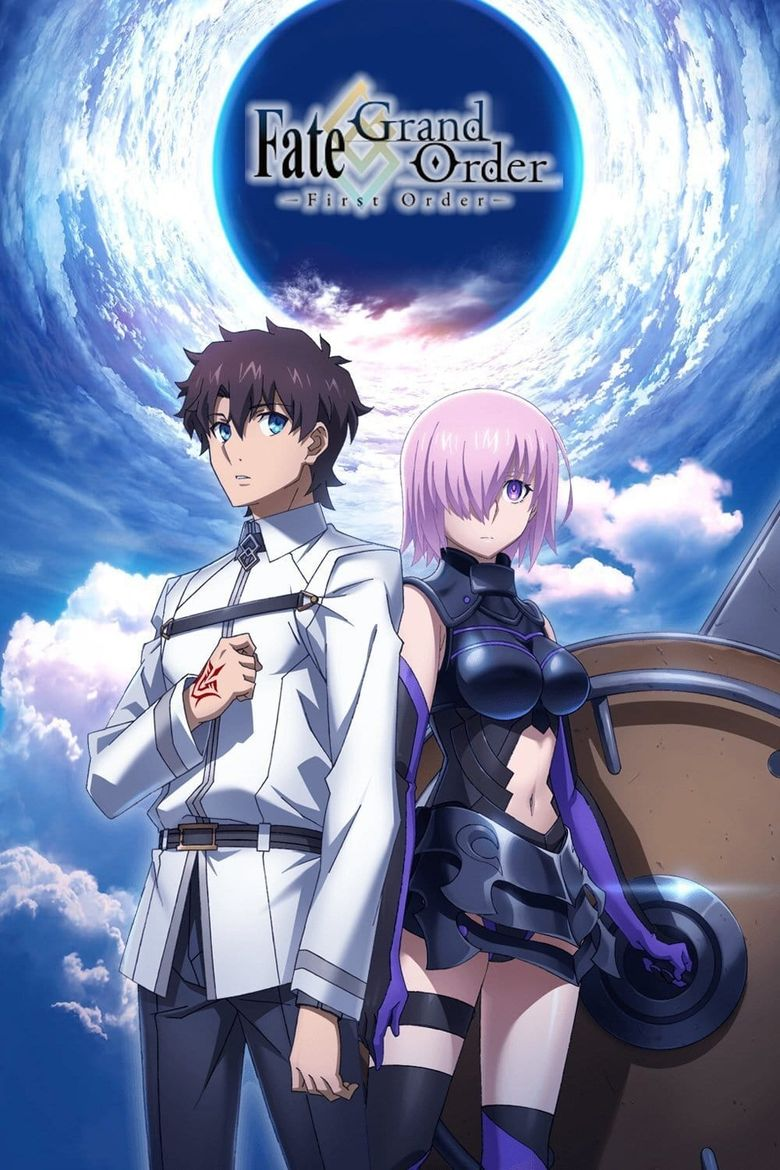 Fate/Grand Order: First Order Poster