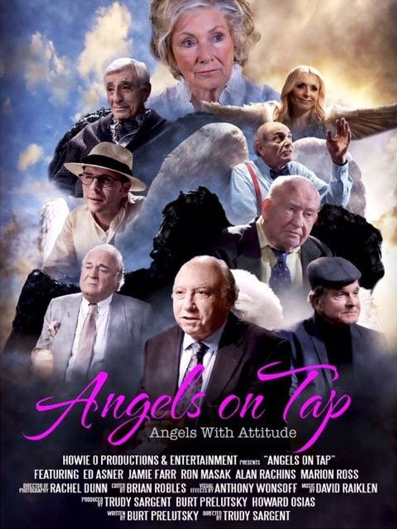 Angels on Tap Poster