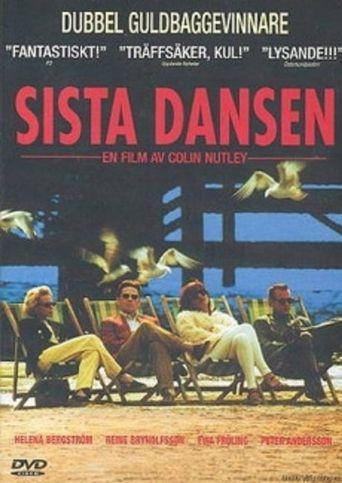 Sista dansen Poster